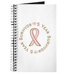 5 Year Breast Cancer Survivor Journal