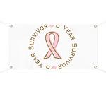 6 Year Breast Cancer Survivor Banner
