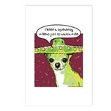 Killer Chihuahua Postcards (Package of 8)