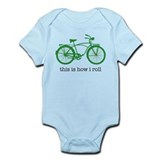 How I Roll Infant Bodysuit