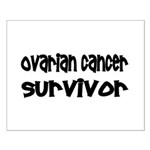 Ovarian Cancer Small Poster