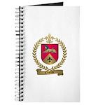 CHARTIER Family Crest Journal