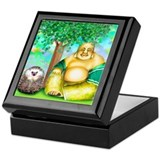'Lulu and the Laughing Budha' Keepsake Box