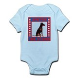 Toy Mancester Portrait Onesie