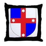 Lochac Populace Throw Pillow