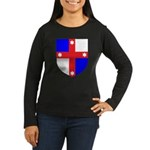 Lochac Populace Women's Long Sleeve Dark T-Shirt