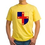 Lochac Populace Yellow T-Shirt