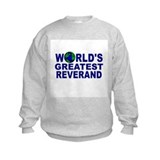 World's Greatest Reverand Sweatshirt