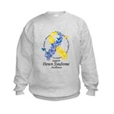DS Butterfly Ribbon Sweatshirt