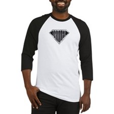 SuperDriller(metal) Baseball Jersey