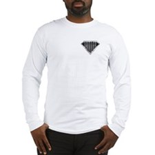 SuperDriller(metal) Long Sleeve T-Shirt