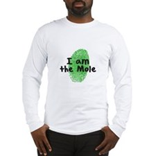 Mole Fingerprint Long Sleeve T-Shirt