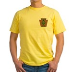 Forest Service Mason Yellow T-Shirt