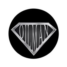 "SuperOilman(metal) 3.5"" Button (100 pack)"