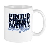 Cute Strong military girlfriend Mug