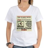 born in 1965 birthday gift Shirt