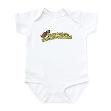 MUSTACHE Infant Bodysuit