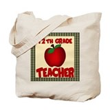 12th grade teacher Tote Bag