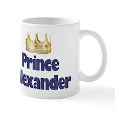 Prince Alexander Small Mug