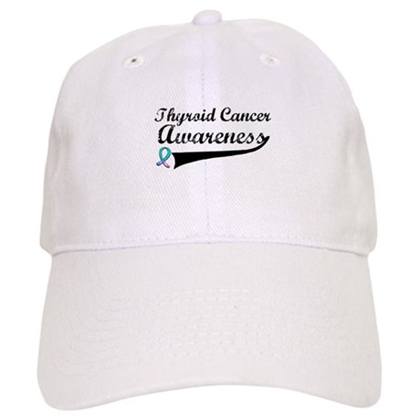 Thyroid Cancer Awareness Cap