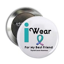 "Thyroid Cancer 2.25"" Button (10 pack)"