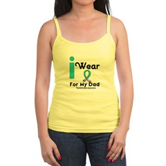 Thyroid Cancer Jr. Spaghetti Tank