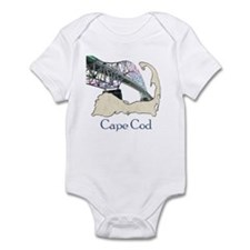 Cape Cod-Sagamore Bridge Infant Bodysuit