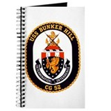 USS Bunker Hill CG-52 Journal