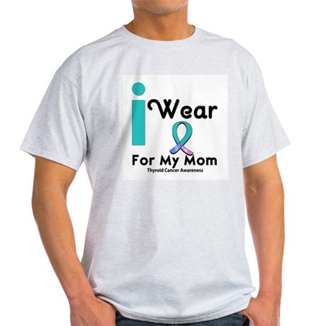 Thyroid Cancer Light T-Shirt