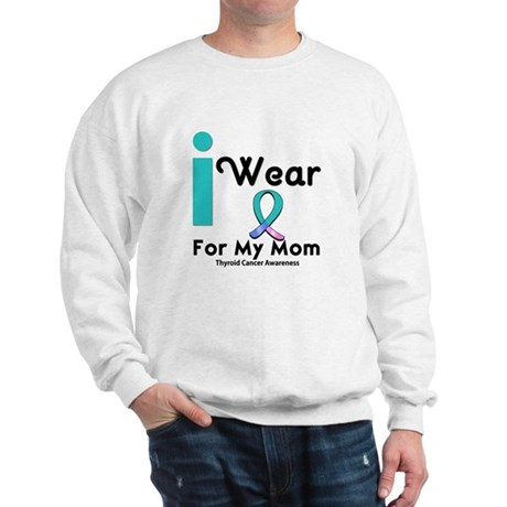 Thyroid Cancer Sweatshirt