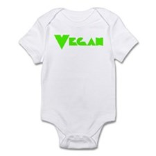 Vegan Infant Bodysuit