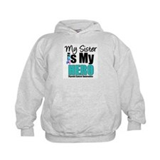 Thyroid Cancer Hero Hoodie
