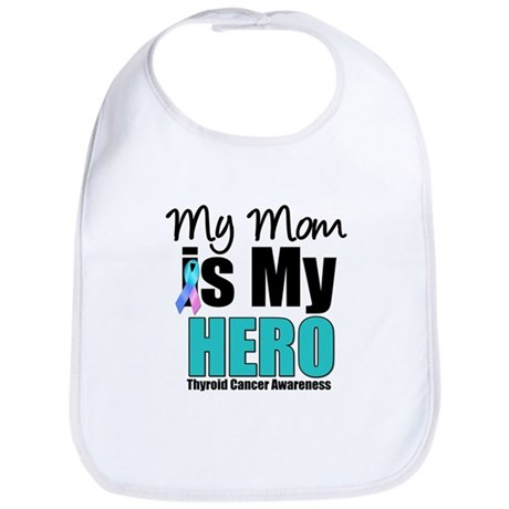Thyroid Cancer Hero Bib