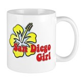 San Diego Girl Small Mug