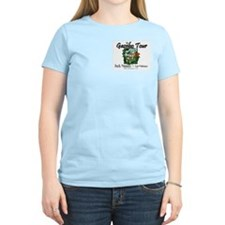 Gazebo Tour Official Women's Pink T-Shirt