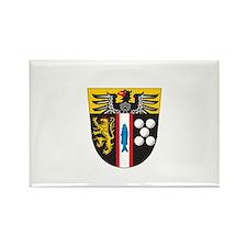 KAISERSLAUTERN KREIS Rectangle Magnet (100 pack)