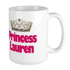 Princess Lauren Mug