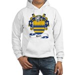 Hare Family Crest Hooded Sweatshirt