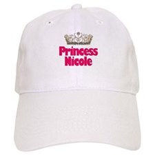 Princess Nicole Baseball Cap