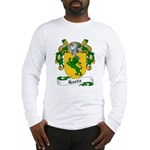Hastie Family Crest Long Sleeve T-Shirt