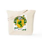 Hastie Family Crest Tote Bag