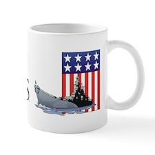 Navy Always Mug