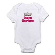 Queen Charlotte Infant Bodysuit