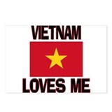 Vietnam Loves Me Postcards (Package of 8)