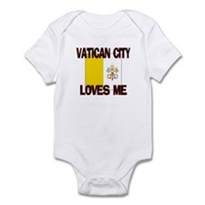 Venezuela Loves Me Infant Bodysuit