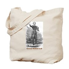 Winfield Scott Tote Bag