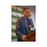 Green Party: Ralph Nader Rectangle Magnet