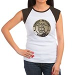U.S. Forest Ranger Women's Cap Sleeve T-Shirt