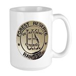 U.S. Forest Ranger Large Mug