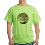 U.S. Forest Ranger Green T-Shirt